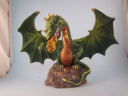 Painted Fire dragon