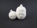 "Bisque 2 pumpkins, 3"" tall ( SKU:D-1020A )"