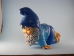 Painted Kneeling Gnome